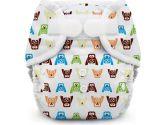 Thirsties Duo Wrap Diaper Cover - Size 1 - Hoot (Thirsties: 812087012674)