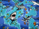 SheetWorld Fitted Pack N Play (Graco) Sheet - Sea Life - Made In USA - 27 inches x 39 inches (68.6 cm x 99.1 cm) (sheetworld: 813277011965)