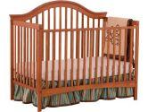 Stork Craft 04550-44L Ravena Fixed Side Convertible Crib (Oak) (Stork Craft: 056927085118)