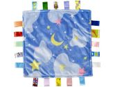 Taggies Classic Blanket, Starry Night Starry Night (Taggies: 074451091269)