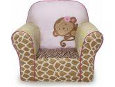 Carter's Jungle Jill Chair Slip Cover (KidsLine: 789887510306)