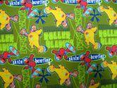 Disney- Kingdom Collection Polynesian Flower Decorative Pillow (Disney: 032281212759)