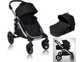 Baby Jogger 81260Kit1 2011 City Select Stroller With Bassinet - Onyx (Baby Jogger: 045625007751)