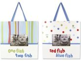 Trend Lab 30193 Frame Set - Dr. Seuss One Fish Two Fish (Trend Lab: 846216015618)