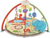 Fisher-Price Luv U Zoo Deluxe Musical Mobile Gym (Fisher-Price: 027084923599)