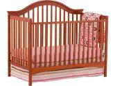 Stork Craft 04550-44C Ravena Fixed Side Convertible Crib (Cognac) (Stork Craft: 056927085101)
