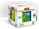 Playtex BPA FREE Grow With Me Cup Set - 4 Cups - Boy Colors (Playtex: 078300059837)