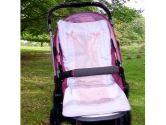 Sweet Ribbon Stroller Liner - Pink (Baby Doll: 009243037088)