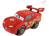 Disney Cars 2 Lightning Mcqueen Plush Toy -- 13'' H (Disney: 412615678336)