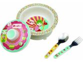 SugarBooger by Ore' Covered Bowl Set Sweet and Sour (SugarBooger by Ore': 732389023164)