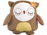 CoCaLo Baby In the Woods Plush Owl (Cocalo: 680601321416)