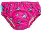 HALO 2171 Big Kids SleepSack Micro-Fleece Wearable Blanket Size 4/5T Fuchsia Butterfly (Halo: 818771021717)