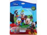 Disney Mickey Mouse & Friends Night Light (assorted styles) (Disney: 795229122724)