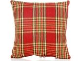 Carson Plaid Pillow (Glenna Jean: 763872103148)