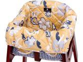Balboa Baby High Chair Cover in Yellow Poppy (Balboa Baby: 811499011480)