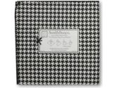Swaddle Designs Ultimate Receiving Blanket - Black Puppytooth *Limited Edition* (SwaddleDesigns: 837201302776)