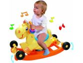 Pavlov'z Toyz 2-in-1 Rocking and Wheeled Electronic Pony Set (Pavlov'z Toyz: 894583002342)