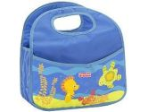 Fisher-Price Ocean Wonders Aquarium Bath and Changing Caddy (Fisher-Price: 014708520654)