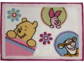 Pooh Spring Friends Rug (KidsLine: 789887310401)