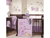 Lambs & Ivy Garden Safari 5 Piece Baby Crib Bedding Set By (Lambs & Ivy: 084122534056)