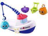 Sassy S10072 Fishing Boat (Sassy: 037977100723)