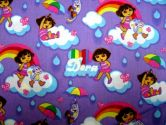 SheetWorld Fitted Pack N Play (Graco) Sheet - Sesame Street Orange - Made In USA - 27 inches x 39 inches (68.6 cm x 99.1 cm) (sheetworld: 062243245860)