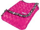 Trend Lab 102190 Receiving Blanket -Ruffle Trimmed Zahara (Trend Lab: 846216024238)