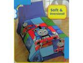Jay Franco Thomas Micro Raschel Blanket Oversized - 62In X 90In (Jay Franco: 032281294380)