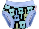 Blueberry Training Pants, Groovy, Large (Blueberry Diapers: 812016014168)