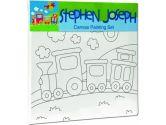 Stephen Joseph Transportation Craft Canvas Set, 1-Pack (Stephen Joseph: 794866640622)