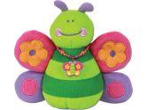 Stephen Joseph Butterfly Little Charmer, Pink, One Size, 1-Pack (Stephen Joseph: 794866682257)