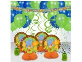 Jungle Birthday Decoration Kit (Fun World Costumes: 799422885899)