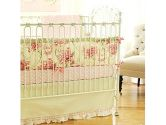 Roses for Bella 3 Piece Crib Bedding Set by New Arrivals Inc. (New Arrivals: 690895732324)