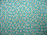 SheetWorld Fitted Portable / Mini Crib Sheet - Green Sunshine - Made In USA (sheetworld: 610395834014)