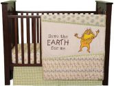 Dr. Suess The Lorax 3 Piece Crib Bedding Set by Trend Lab (Trend Lab: 846216032080)