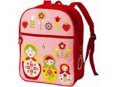 SugarBooger by Ore' Zippee! Back Pack, Matryoshka Doll (SugarBooger by Ore': 732389024215)