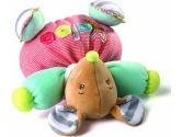 NoJo Harmony Coral Fleece Blanket (NoJo: 085214073989)