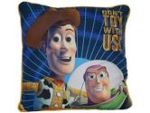 "Toy Story Decorative Pillow ""Don't Toy with Us! (Disney: 032281290450)"