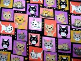 SheetWorld Crib / Toddler Sheet - Cat Pose - 28 inches x 52 inches (71.1 cm x 132.1 cm) - Made In USA (sheetworld: 611023408904)