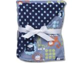 Baby Starters Blankets, Animals and Stars (Baby Starters: 022253250155)