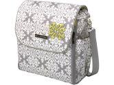 Petunia Pickle Bottom Glazed Boxy Backpack - Breakfast in Berkshire (Petunia Pickle Bottom: 817634013210)