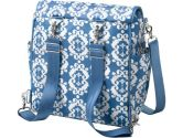 Petunia Pickle Bottom Glazed Boxy Backpack - Idyllic Ibiza (Petunia Pickle Bottom: 878927009754)