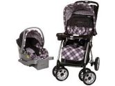 Eddie Bauer Destination Travel System Stroller - Brooke (Unknown: 884392566364)