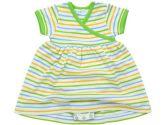 Little Owl - Zen Dress with Bloomer-Stripe - NB-3M (Under the Nile: 874259024045)