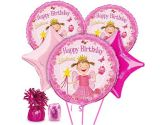 Pinkalicious Party Balloon Kit (Fun World Costumes: 799422915435)