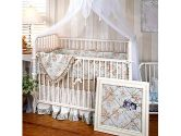 Gypsy Baby 3 Piece Crib Bedding Set by New Arrivals Inc. (New Arrivals: 690895223426)