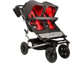 Mountain Buggy Duet Double Buggy Stroller, Special Edition Chili (Mountain Buggy: 610079569058)