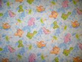SheetWorld Crib Sheet Set - Baby Dino - Made In USA (sheetworld: 858094003052)