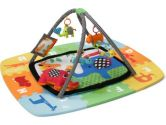 Infantino Infant and Toddler Activity Gym and Foam Mat, 1-Pack (Infantino: 773554065770)