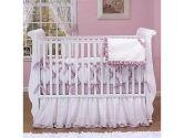 Samantha 3 Piece Crib Bedding Set (Baby Doll: 009243121251)